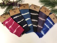 Photo of Alpaca Bamboo Tie Dye