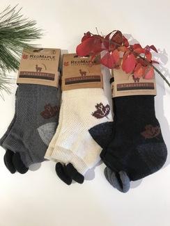 Photo of Alpaca Sport Low Mesh Sock