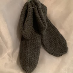 Slippers  Bootie style-Ladies