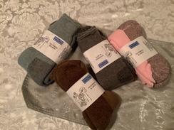 SOCKS — Terry style socks