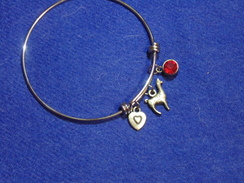 Photo of Alpaca Bangle Bracelet