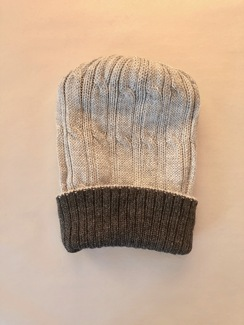 CHOICE REVERSIBLE ALPACA HAT