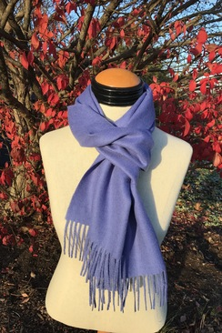 Photo of Woven Scarf - 100% baby alpaca