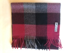 Photo of 100% Baby Alpaca Buffalo Scarf