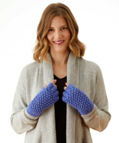 Photo of Fingerless Mittens
