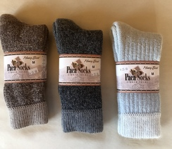 Heavy Boot Paca socks