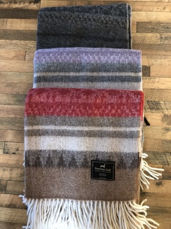 Photo of Alpaca Throw blanket