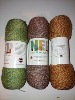 NFP 3 Ply Suri Silk