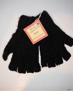 Photo of Fingerless Gloves Solid Colors