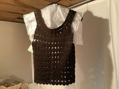 Crochet pattern Top