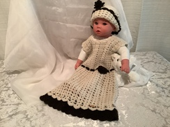 Toddler Hat & Dress Set