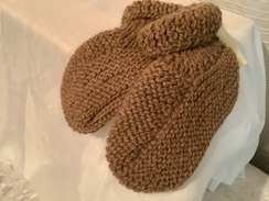 SLIPPERS Infant and toddler size