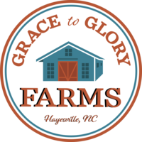 Grace to Glory Farms - Logo