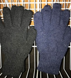 Unisex Reversible Alpaca Gloves
