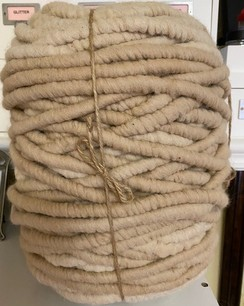 Alpaca Rug Yarn #2