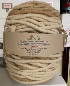 Alpaca Rug Yarn #3