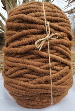 Alpaca Rug Yarn #10