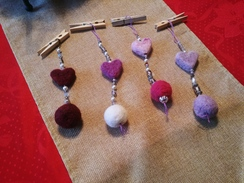 Photo of Cookie Cutter Needle Felting Workshop