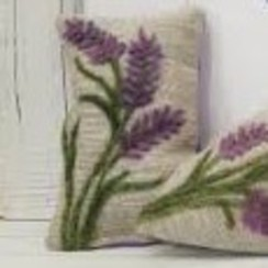 Photo of Needle Felted Lavender Sachet  Workshop