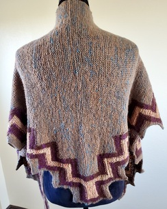 Photo of Zuni Shawl
