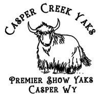 Casper Creek Yaks - Logo