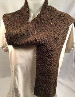Knit Scarf - handmade - HMScarf2