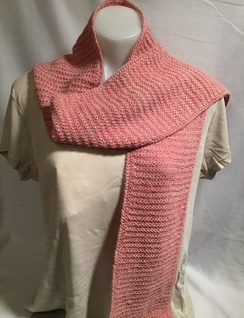 Knit Scarf - handmade - HMScarf3