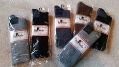 Photo of Alpaca Hiker Socks