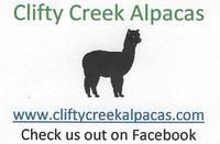 Clifty Creek Alpacas - Logo