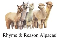 Rhyme & Reason Alpacas - Logo