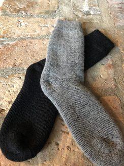 Subzero Winter Crew Socks