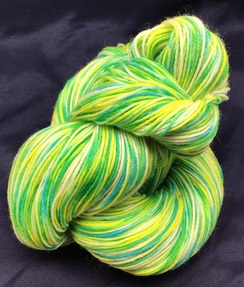 4-Ply Ookie Kookie Sock Yarn~OKY3