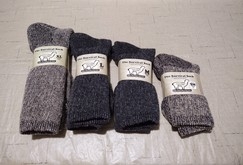 Photo of Alpaca Survival Socks