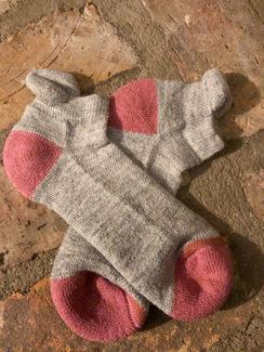 Aloe Infused Running Sock