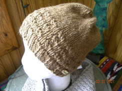 Photo of Alpaca Slouch hats