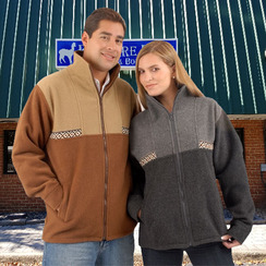 Photo of Unisex Manta Alpaca Jacket