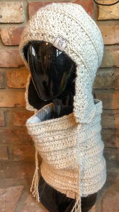 Snowball Cowl/Neck Warmer