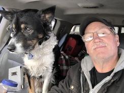 Randy & Xena transport team!