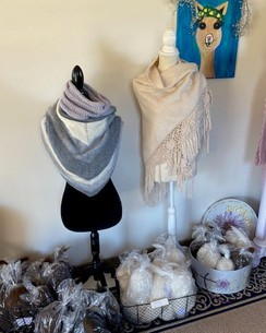 Photo of Alpaca Shawls