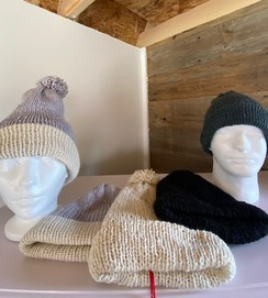 Photo of Alpaca Stocking Hats