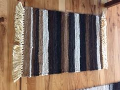 Photo of Handwoven Alpaca Rugs  2'x3'