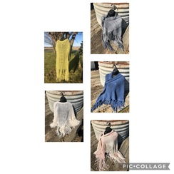 Shawls and Ponchos