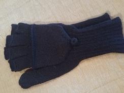 100% Alpaca Fashion Gloves/Glittens
