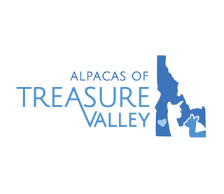 Alpacas of Treasure Valley - Logo