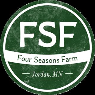 Four Seasons Farm (FSF) Dairy Goats - Logo