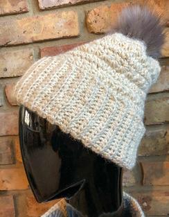 Alpine Snowball Hat