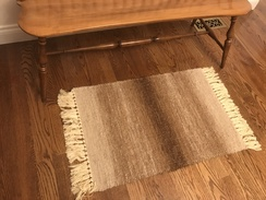 Warm, durable rugs