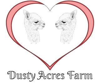 Dusty Acres Farm - Logo