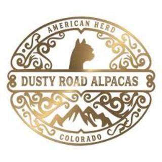 Dusty Road Alpacas - Logo