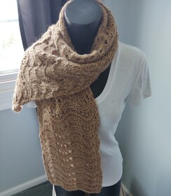 Photo of Scarf- Hand Knitted
